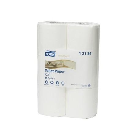 Papier toilette rouleau traditionnel Doux 2 plis par 96