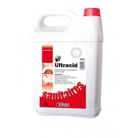 ULTRACID détartrant sanitaire surpuissant