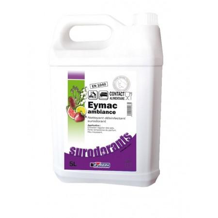 EYMAC détergent désinfectant surodorant