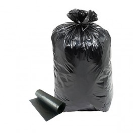 Sac poubelle 100 L Noir par 200