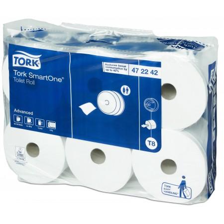 Papier toilette SMARTONE par 6 rouleaux